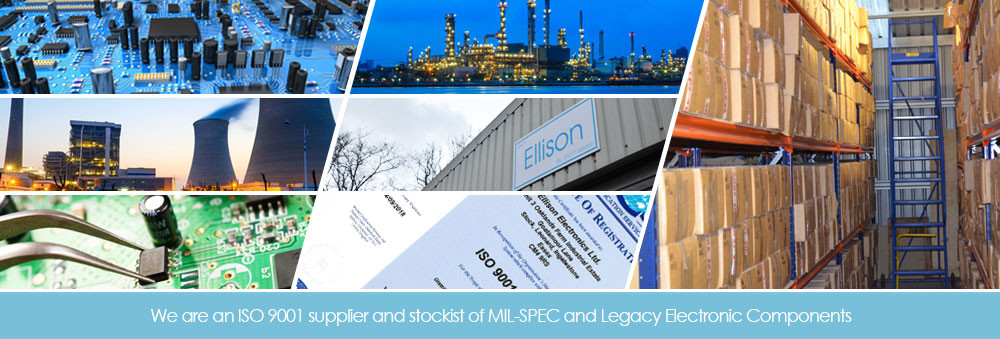 MIL-SPEC and Legacy Electronic Components Supplier Ellison Electronics